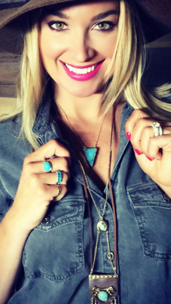 Turquoise Cuteness