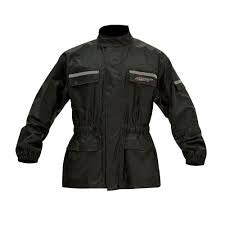 RST Waterproof Jacket Black