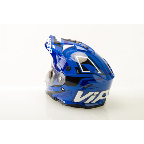 3 in 1 Helmet Full Face / Enduro / MX