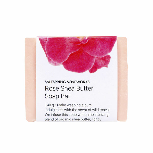 Rose Shea Butter Soap Bar