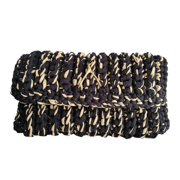 wishbone-raffia-clutch-black-beige-gold-jewel-designed-by-alexandra-koumba