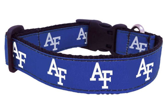 Air Force and CU Dog Collars