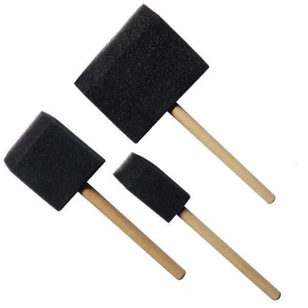 Foam Brush Set