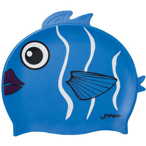 Finis Animal Head Kid's Swim Cap fish