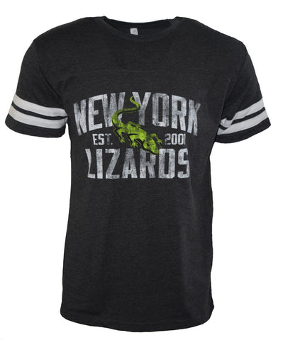 Lizards Retro Distressed Tee - FINAL SALE