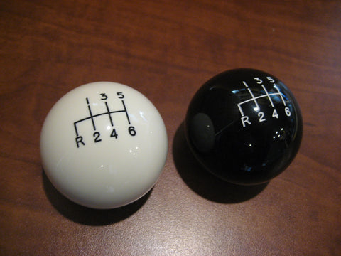 6 speed RDL engraved shift knob : M10 x 1.50 for 2005-2018 Dodge Ram HD w/ 6 speed (G56)