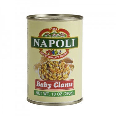 Canned Baby Clams - 10oz