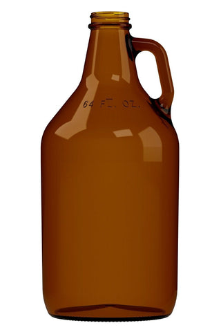 High Quality Home Brewing Glass Bottle 2L or 946mL Nourishmeorganics