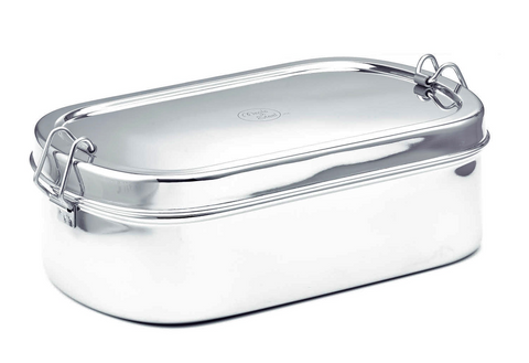 Deep Oval Lunchbox (holds 7 cups)