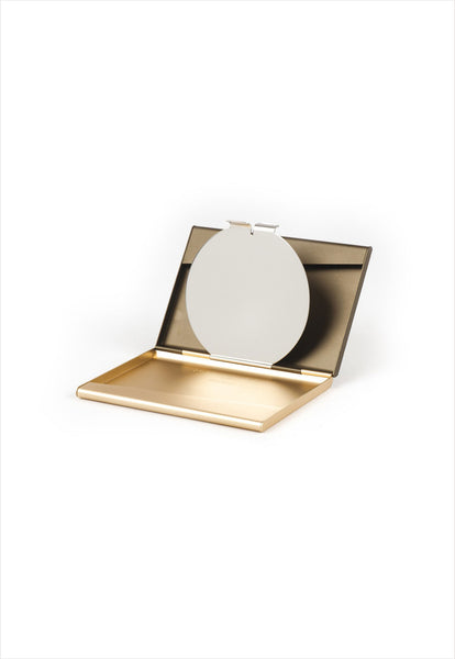 Business Card Box Soft Gold