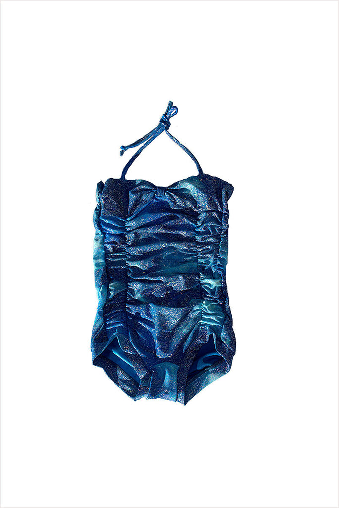 Wovenplay ombre Swimsuit