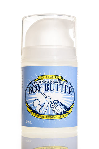 Boy Butter H2O Formula 2 oz