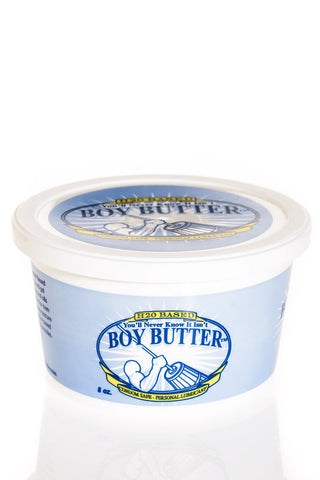 Boy Butter H2O Formula 8 oz
