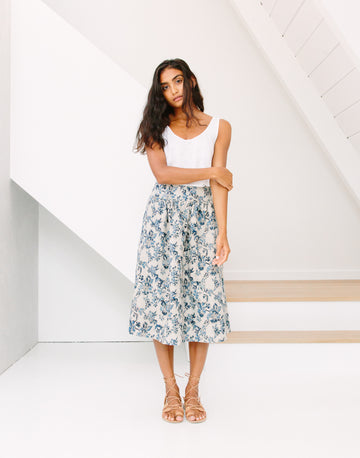Atisha Bloom Skirt