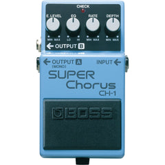 Boss CH-1 Super Chorus | Music Experience | Shop Online | South Africa