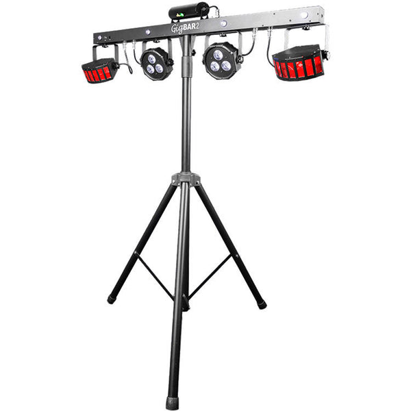 Chauvet DJ GigBAR 2 4-in-1 Lighting System with Stand | Music Experience | Shop Online | South Africa