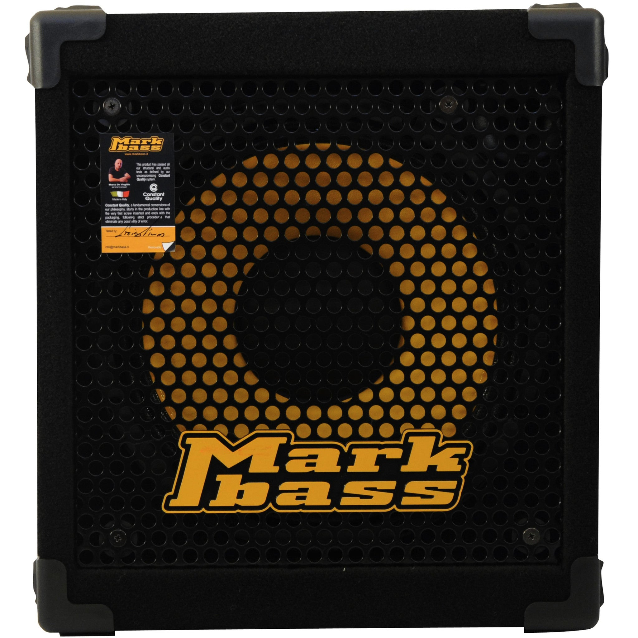 Markbass New York 121 1x12 Bass Cabinet