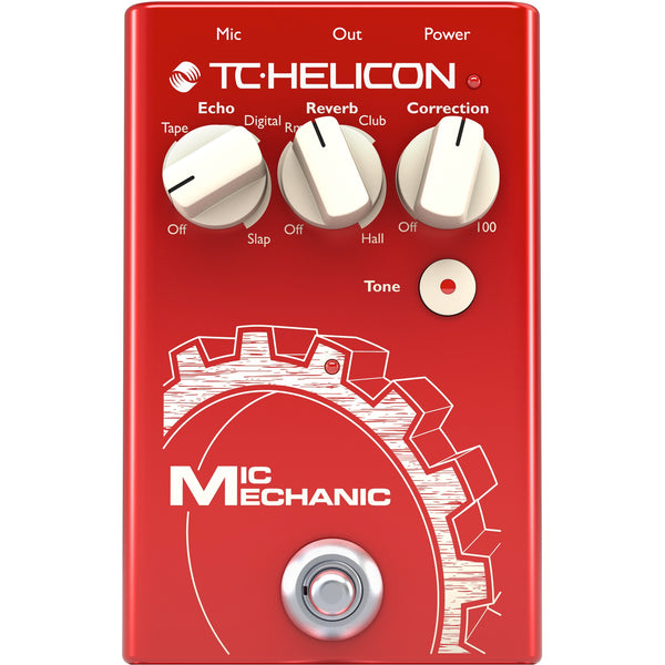 TC Helicon Mic Mechanic 2 | Music Experience | Shop Online | South Africa