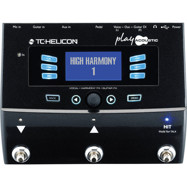 TC Helicon Play Acoustic | Music Experience | Shop Online | South Africa