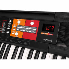 Yamaha PSR-F51 61-key Portable Arranger Keyboard | Music Experience | Shop Online | South Africa