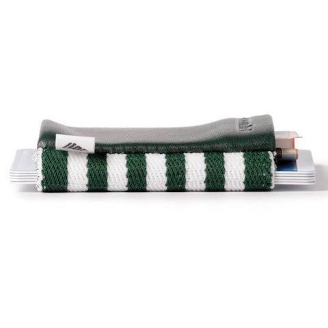 lenoor crown space wallet tropic green classic