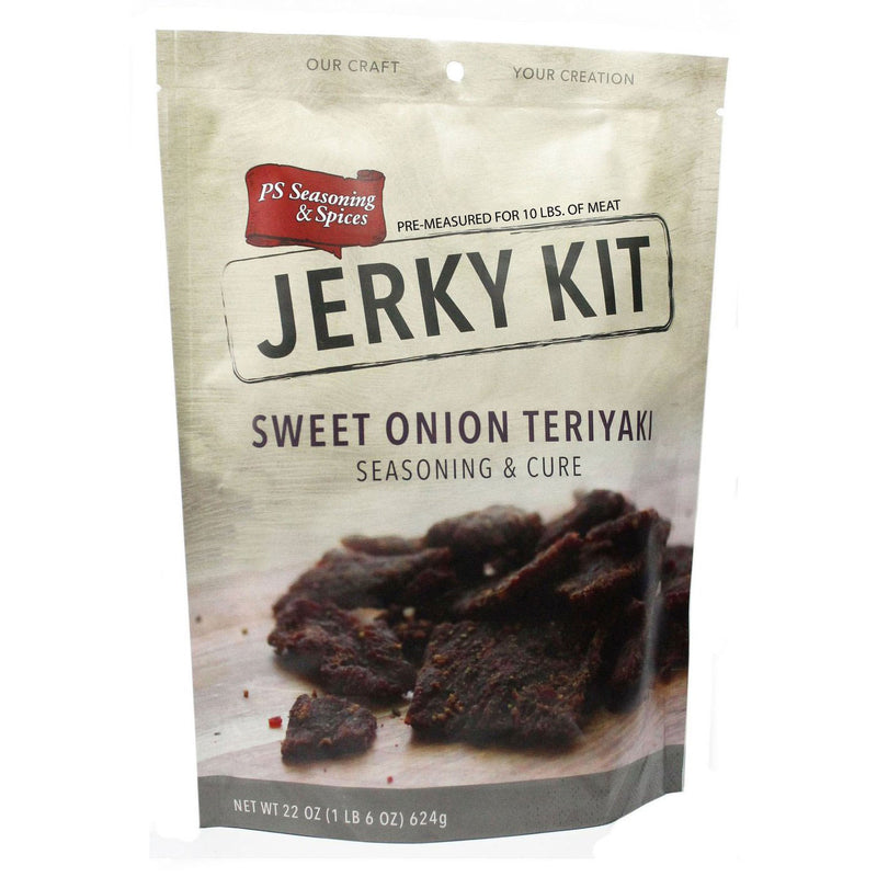 Jerky Kit - Sweet Onion Teriyaki