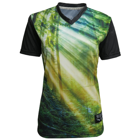 FOREST HARMONY JERSEY // SHORT SLEEVE // WOMENS