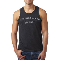 Strengthened By Faith Tank