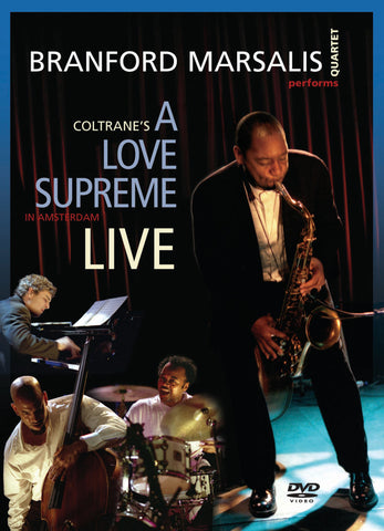 A Love Supreme Live In Amsterdam