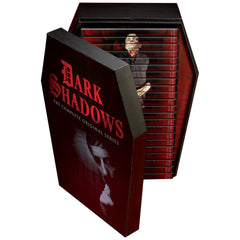 Dark Shadows: The Complete Original Series Deluxe Edition - Box Art