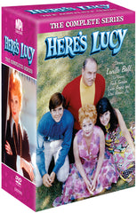 Here's Lucy: The Complete Series