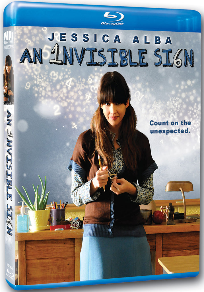 An Invisible Sign - Box Art