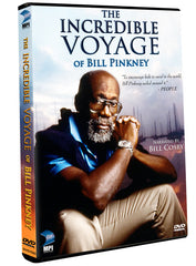 Incredible Voyage of Bill Pinkney, The - Box Art
