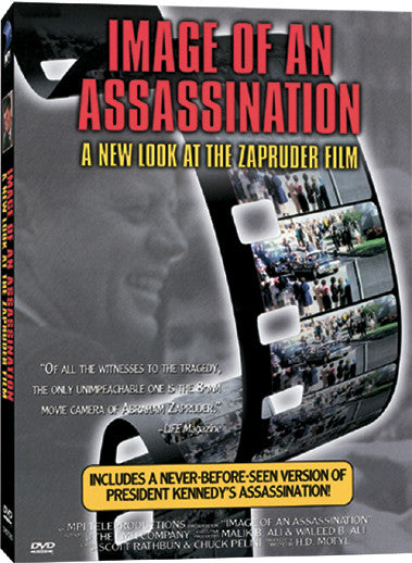 Image of an Assasination: A New Look at the Zapruder Film - Box Art