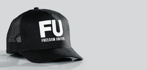 OG FU MESH HAT BLACK