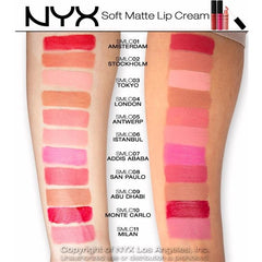 NYX Soft Matte Lip Cream, Milan