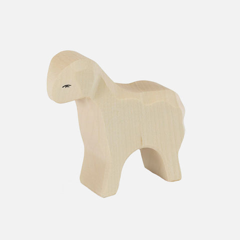 Handcrafted White Sheep