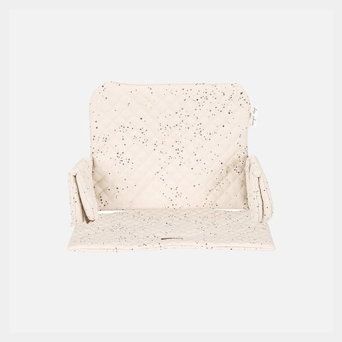 Organic Cotton Cushion for High Chair - Etoile