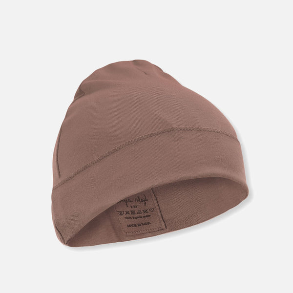 Organic Cotton Ebi Beanie - Ruben Rose