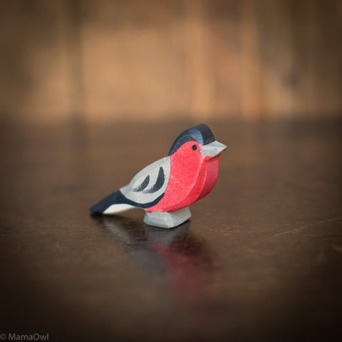 Handcrafted Bullfinch