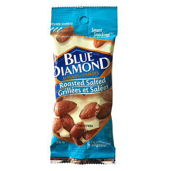 Blue Diamond Roasted Almonds Pack