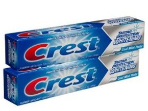 Crest Anti-Carie Protection