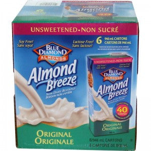 Almond Breeze Original Unsweetened