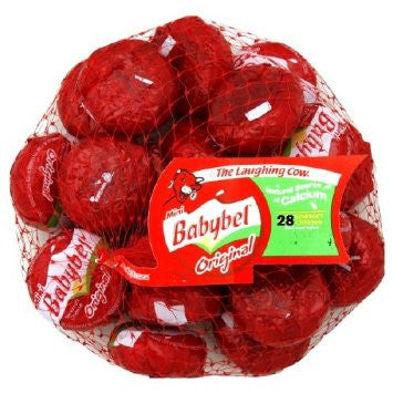 Cheese Babybel Original Bag