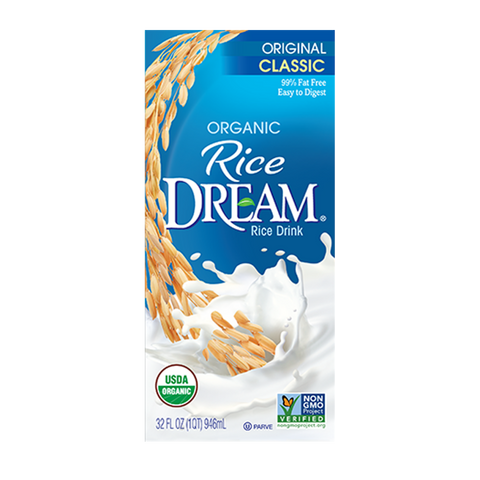 Riz Dream Organic Original Rice Drink