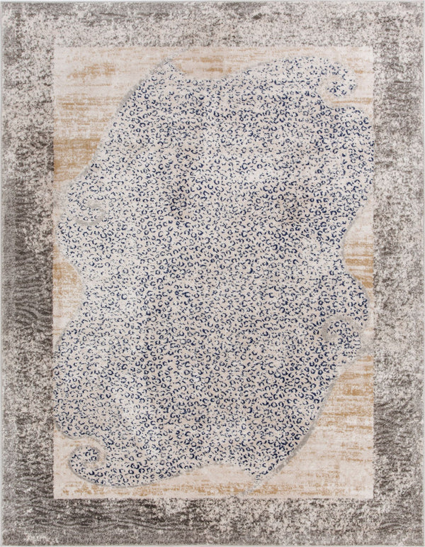 Orietta Multi Animal Print Rug