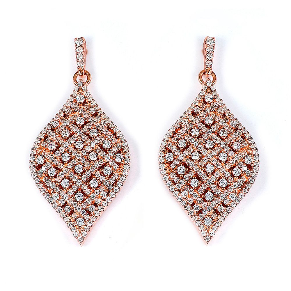 Adore Me Earrings - Jewelry Buzz Box  - 1
