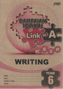 Rampaian Topikal Link A Writing Year 6