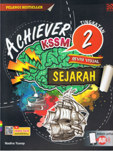 Load image into Gallery viewer, Achiever: Sejarah Tingkatan 2