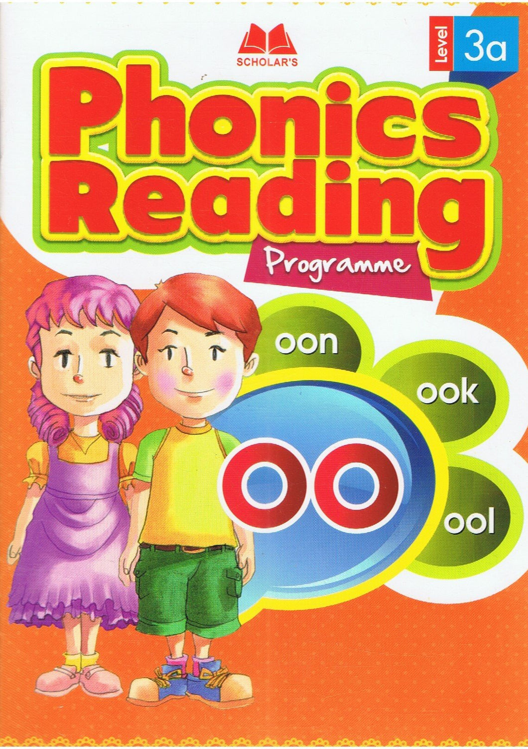 Edukid Publication-Phonics Reading Programme(3a)-9789833517763-BukuDBP.com